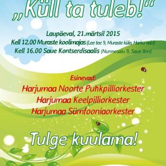 Harjumaa Noorte Puhkpilliorkester (HNPO)